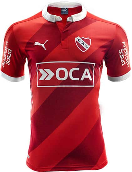 Maillot domicile Independiente 2016 - Puma