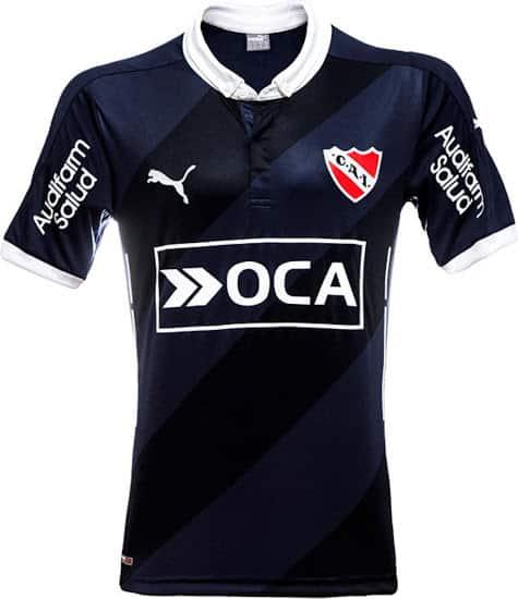 Maillot extérieur Independiente 2016