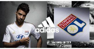 Image de l'article L'Olympique Lyonnais dévoile son maillot «Stade des Lumières» par adidas