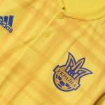 adidas présente les maillots de l'Ukraine pour l'Euro 2016