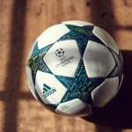 adidas dévoile le ballon de la Ligue des Champions pour 2016-2017