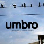 Umbro lance une série originale autour du football