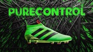 Image de l'article adidas dévoile sa première chaussure de foot sans lacets, la ACE16+ Purecontrol
