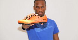 Image de l'article Les chaussures de… Didier Drogba