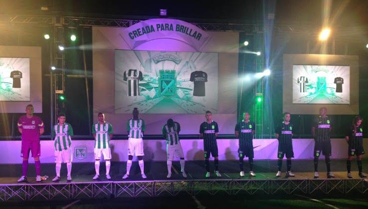 Maillot Atlético National 2016