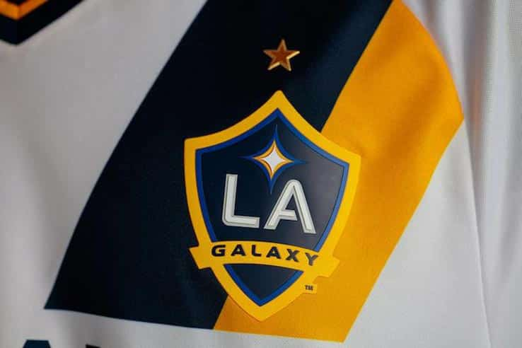 Maillot LA Galaxy 2016