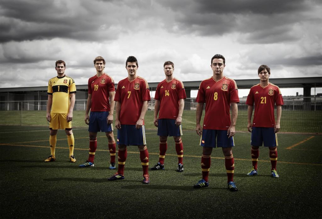 maillot-espagne-euro-2012