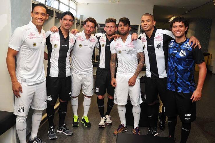 Maillot Santos FC 2016