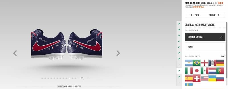 quality design 0b9aa a9dcf ... personnalisation-nike-tiempo-legend-6-iD-10