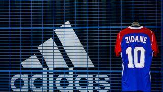 Image de l'article Les chaussures de foot de … Zinedine Zidane