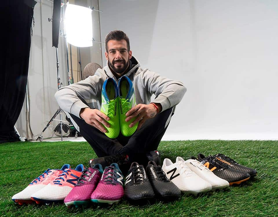 Negredo New Balance Furon