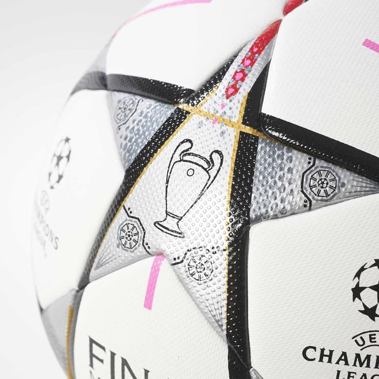 Ballon finale ligue des champions Milan 2016