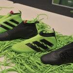 Les prototypes de l'adidas ACE16+ Purecontrol