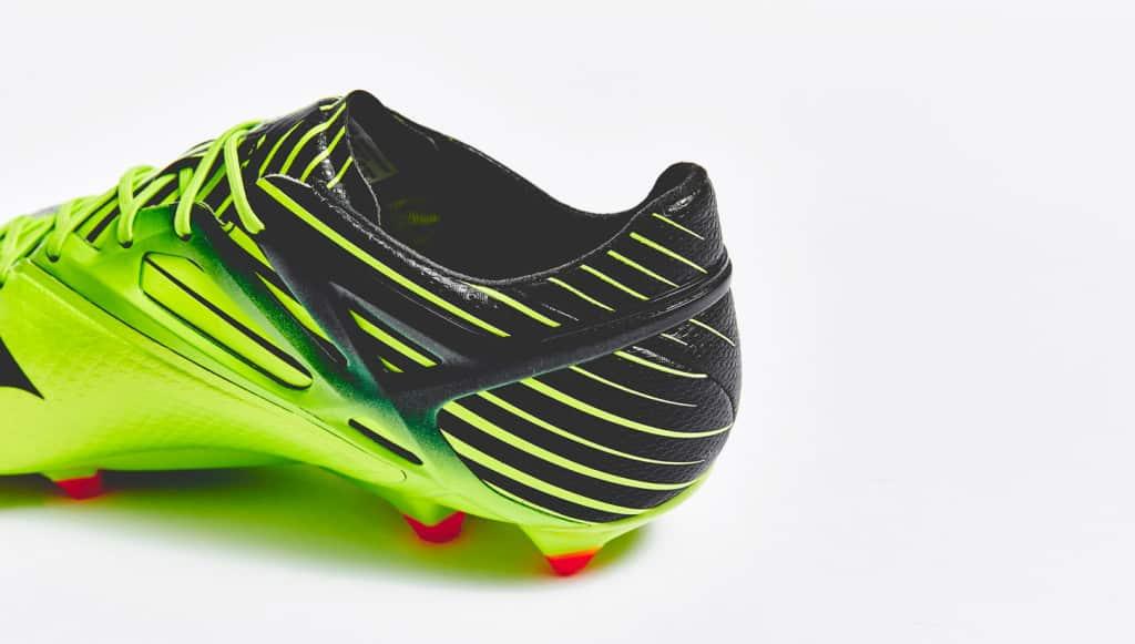 Toutes les chaussures de foot de la carrière de ... Lionel Messi