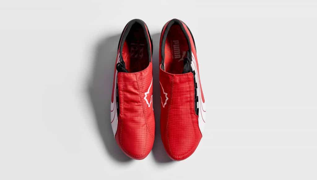 chaussure-football-puma-v106-rouge-noir-edition-limitee-8