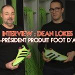 Rencontre avec Dean Lokes, vice-président produit chez adidas