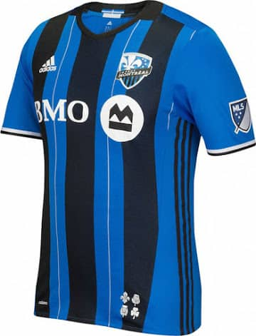 Maillot Impact Montreal 2016