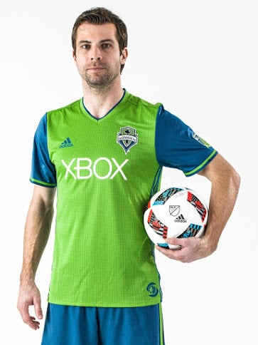 Maillot Seattle Sounders 2016