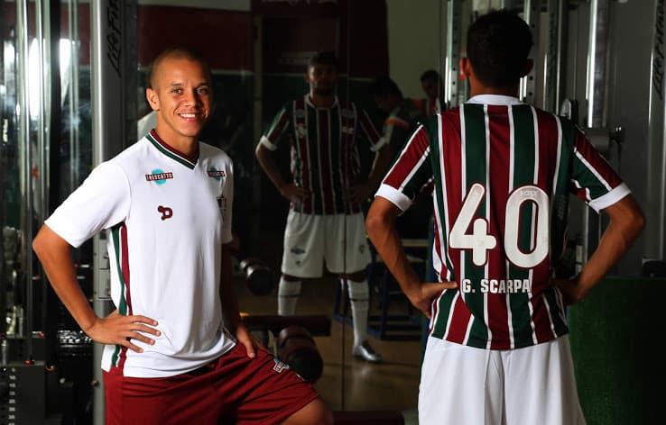 Maillots Fluminense 2016