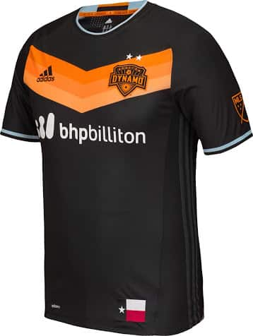 Maillot Houston Dynamo 2016