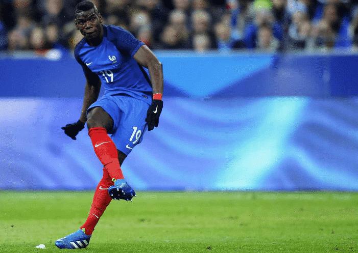 Paul Pogba Ace 16 Purecontrol Equipe de France adidas