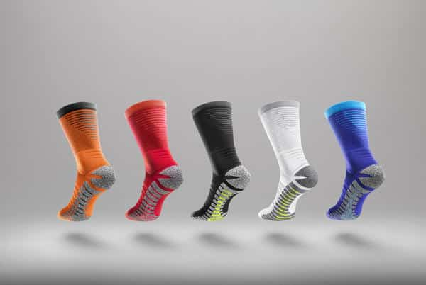 classic fit most popular low price sale Test des chaussettes Nike Grip