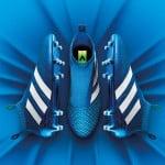 Un coloris Bleu pour la adidas ACE16+ Pure Control