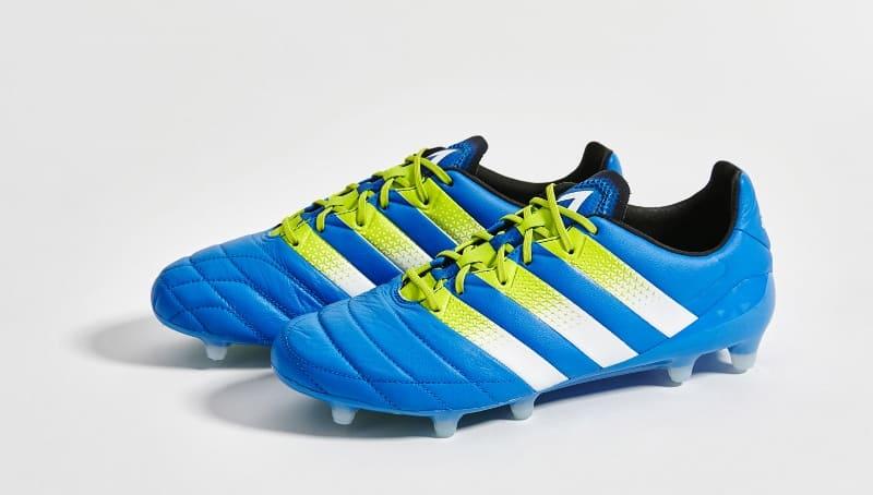adidas ace 16 bleu