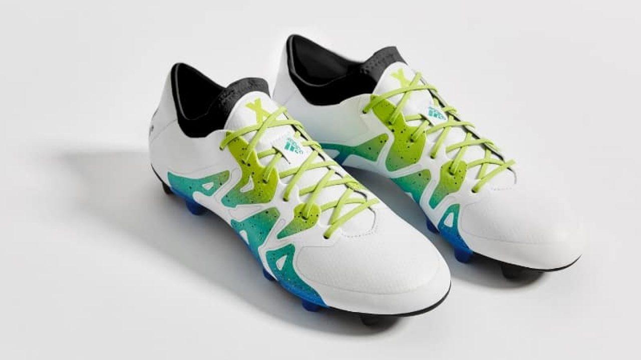 Un nouveau coloris printanier pour la X15 d'adidas Footpack