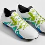 Un nouveau coloris printanier pour la X15 d'adidas