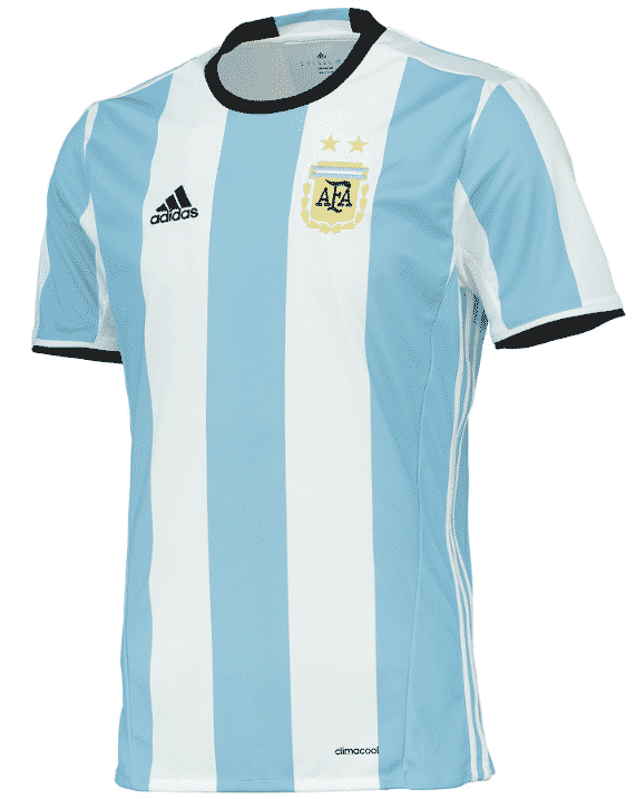 Maillot Argentine - Copa America 2016