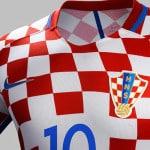 Les équipements de la Croatie (Groupe D)