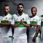 adidas dévoile les maillots 2016 de l'Algérie