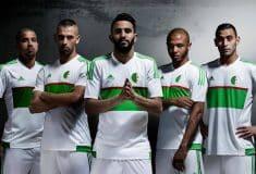 Image de l'article adidas dévoile les maillots 2016 de l'Algérie