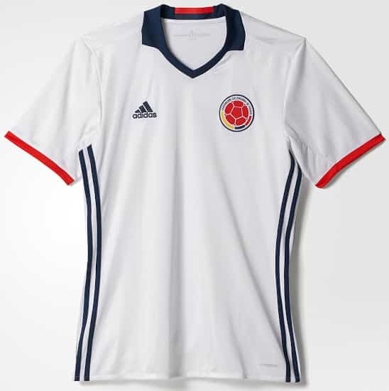 maillot-domicile-colombie-copa-america-2016-james-rodriguez