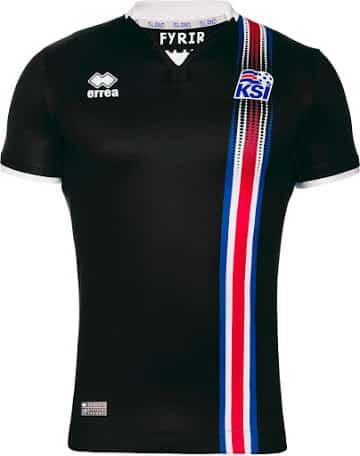 Maillot Islande Euro 2016