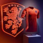Nike dévoile les nouveaux maillots des Pays-Bas
