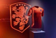 Image de l'article Nike dévoile les nouveaux maillots des Pays-Bas