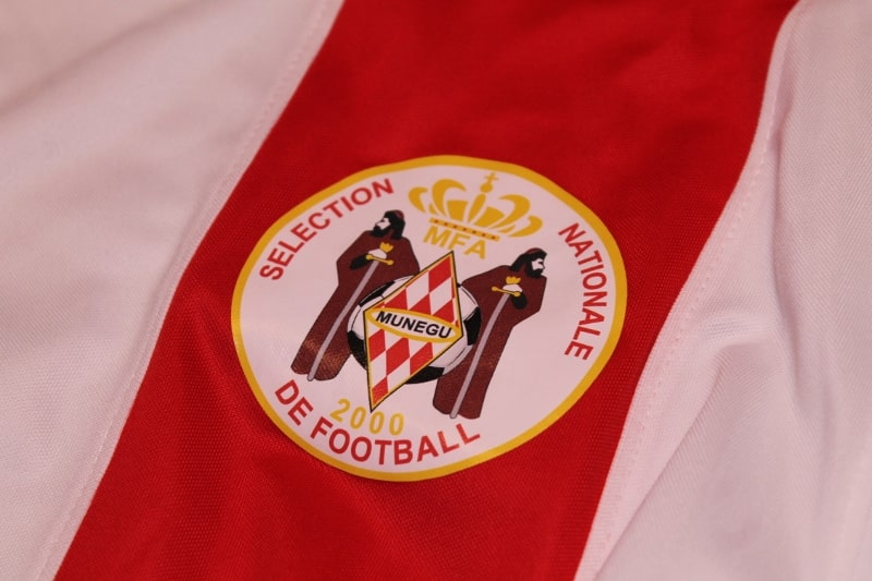 maillot-football-sélection-nationale-monaco