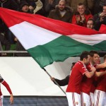 adidas présente les maillots de la Hongrie pour l'Euro 2016