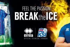 Image de l'article Errea dévoile les maillots de l'Islande pour l'Euro 2016