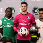 Under Armour dévoile les maillots du New-York Cosmos