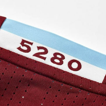 Maillot Colorado Rapids - MLS 2016