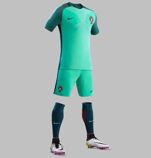tenue-exterieur-portugal-euro-2016