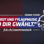 Le FC Bâle invite ses supporters à voter pour le maillot 2017-2018!