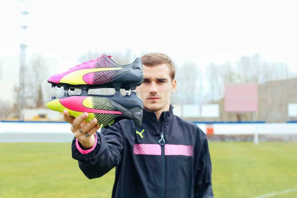Griezmann evoSPEED Tricks Euro 2016
