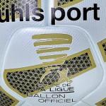 Uhlsport dévoile le ballon de la finale de la Coupe de la Ligue 2016