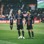 Les chaussures de PSG – Manchester City
