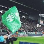Au stade – Geoffroy-Guichard