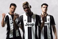 Image de l'article adidas et la Juventus Turin dévoilent le maillot domicile 2016-2017
